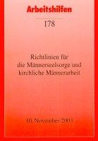 Arbeitshilfe178 - Coverbild